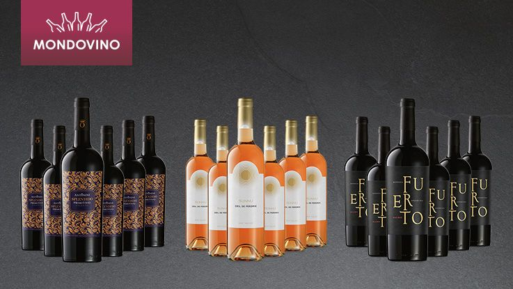 ZWILLING TROPHY from Coop: exclusive top wines from Mondovino with a CHF 40 loyalty discount.