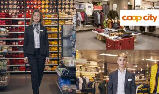 Coop City is the department store with plenty of ideas on beauty, fashion, home and food.
