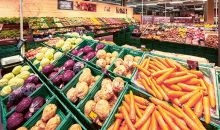 A wide diversity of products delivered fresh to Coop supermarkets every day