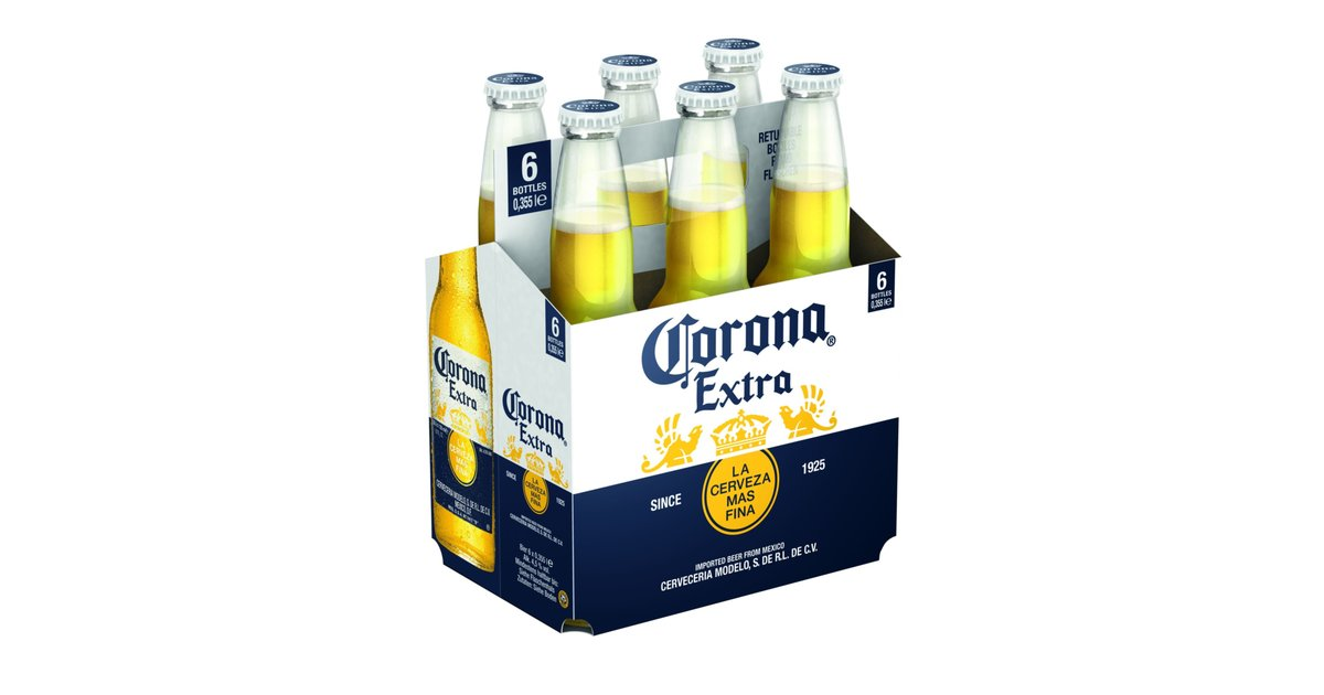 Buy Corona Extra Beer 6x35 5cl 213cl Cheaply Coop Ch