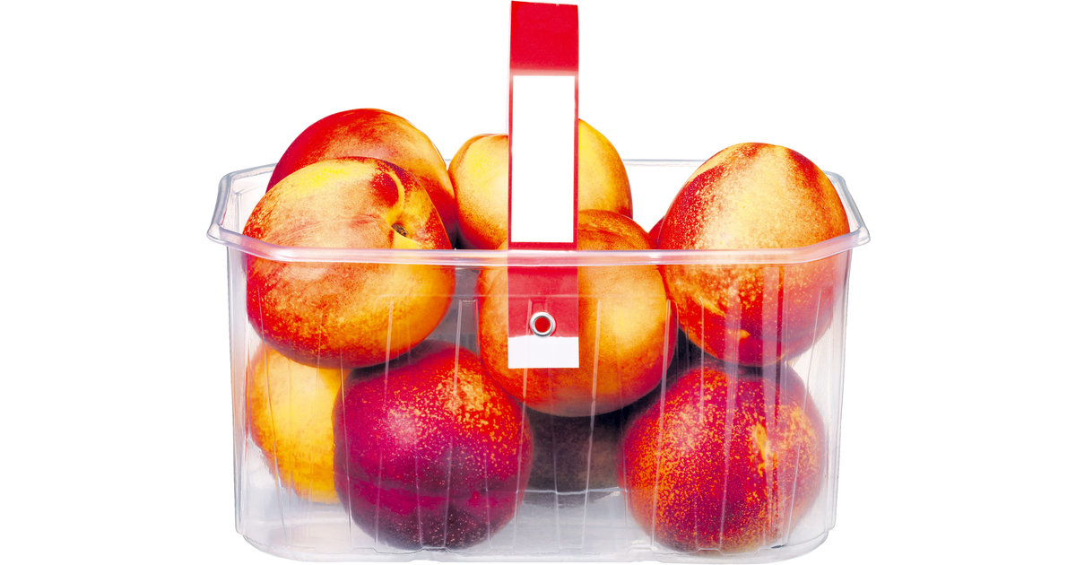 Buy Yellow Nectarines (1kg) cheaply | coop.ch