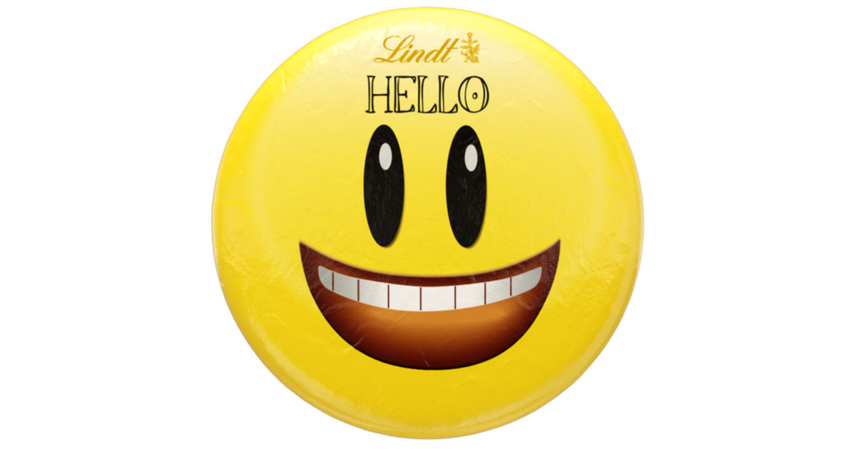 Buy Lindt Hello Emojis Chocolate Bites 30g Cheaply Coop Ch