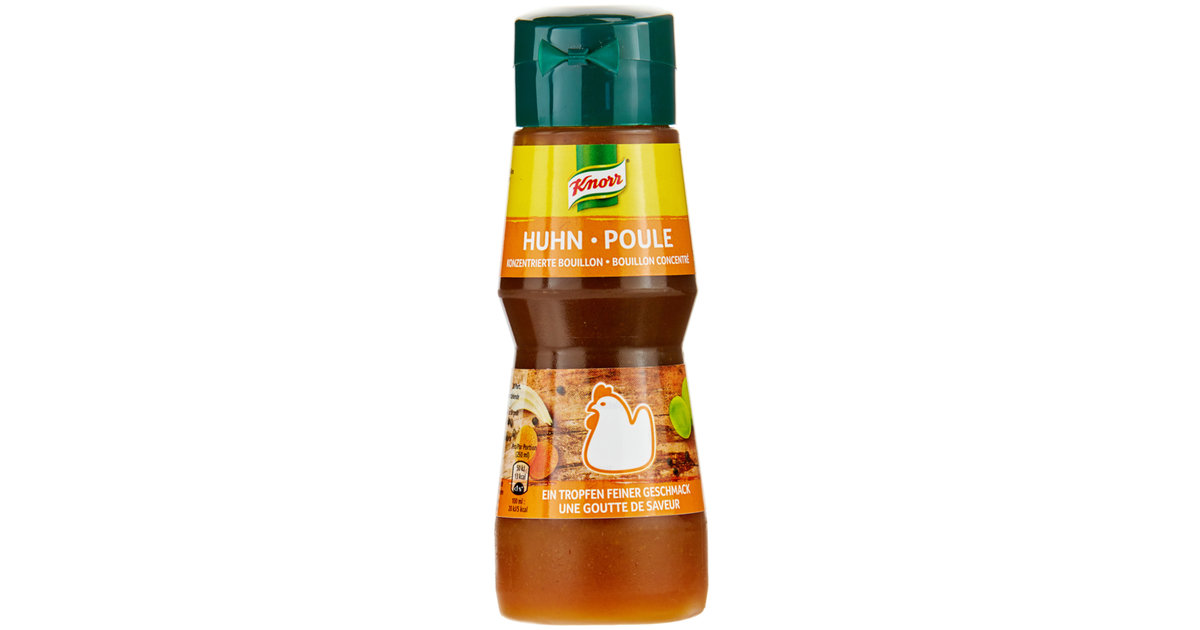 Buy Knorr Concentrated Chicken Stock