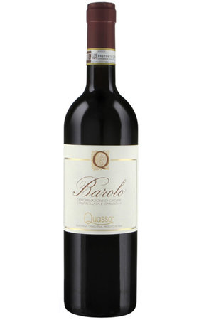 Red Wines - Barolo DOCG Quasso