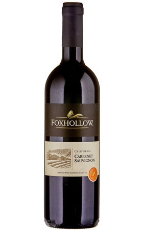 Red Wine - Cabernet Sauvignon California Foxhollow