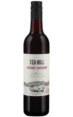 Red Wines - Ted Hill Cabernet Sauvignon