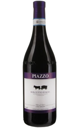 Red Wines - Dolcetto d'Alba DOC Piazzo