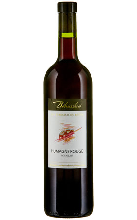 Red Wine - Valais AOC Humagne Rouge Bibacchus