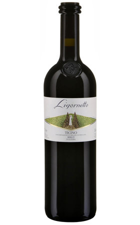 Red Wines - Ticino DOC Merlot Ligornetto