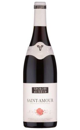 Red Wines - Saint-Amour AOC Georges Duboeuf