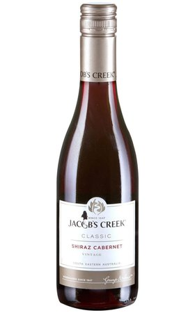 Vini Rosso - Shiraz Cabernet Classic Jacob's Creek