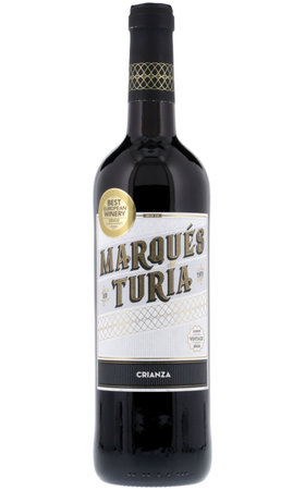 Red Wines - Utiel-Requena DO Crianza Marqués del Turia