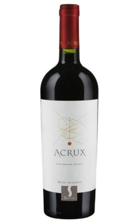 Red Wines - Acrux Viña Sutil Assemblage