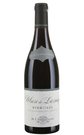 Rotwein - Mure de Larnage Hermitage M. Chapoutier AOC