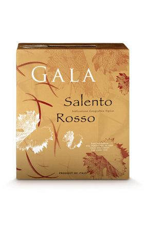 Italy - Gala Bag-in-Box Salento rosso IGT