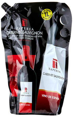 Spain & Portugal - Taperia La Mancha Cabernet Sauvignon DO