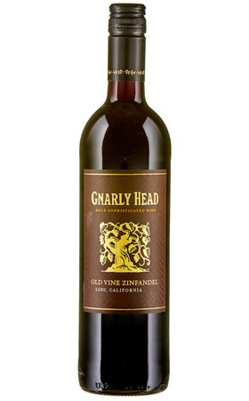 Red Wine - Gnarly Head Zinfandel