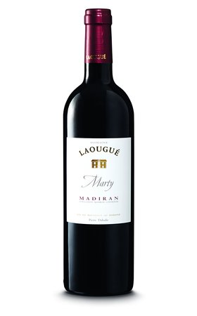 Red Wine - Madiran AOC L'Excellence de Marty Domaine Laougué