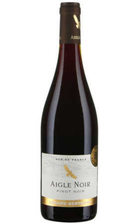 Red Wines - Aigle Noir G. Bertrand Pays d'Oc IGP