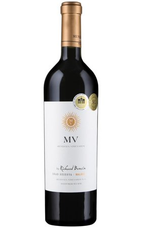 Red Wines - Mendoza Vineyards Malbec Gran Reserva
