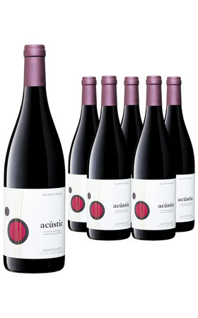 Rotwein - Montsant DO Tinto Acústic Celler 6x  75cl