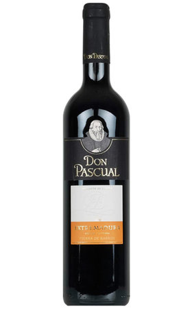 Rotwein - Don Pascual Extremadura