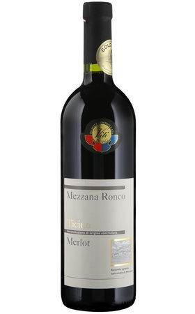Red Wines - Ticino DOC Merlot Ronco VITI