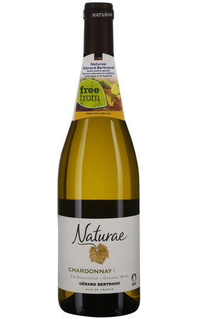White Wine - Free From Naturae Chardonnay Pays d'Oc IGP