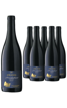 Vins rouges - Graubünden AOC Pinot Noir Barrique Georg Schlegel 6x  75cl