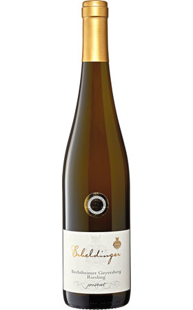 White Wines - Riesling BechtheimerErbelding