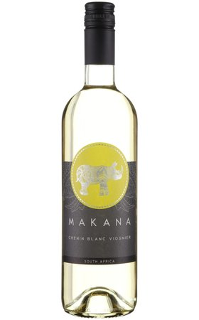 White Wines - South Africa Chenin Blanc Viognier Makana