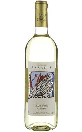 Weisswein - Genève AOC Chardonnay Choully Domaine du Paradis