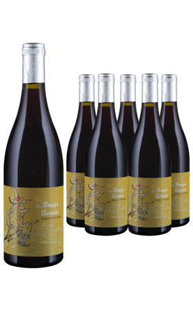 Vins rouges - Vinos de Madrid DO La Bruja Avería Comando G 6x  75cl