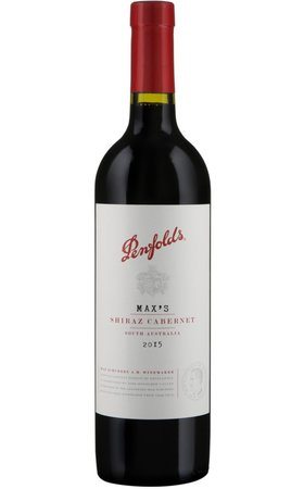 Vins rouges - Max's Shiraz Cabernet South Australia Penfolds