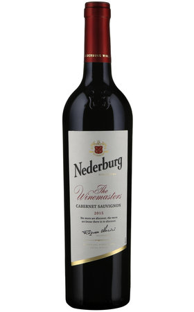 Red Wines - Cabernet Sauvignon the Winemasters Western Cape W.O. Nederburg