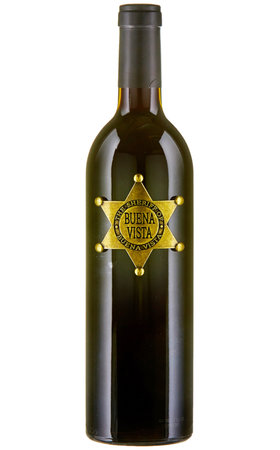Vins rouges - The Sheriff Sonoma County Buena Vista