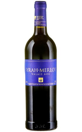 Red Wines - Valais AOC Syrah-Merlot