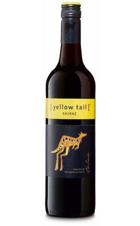 Red Wines - Yellow Tail Shiraz South East Australia
