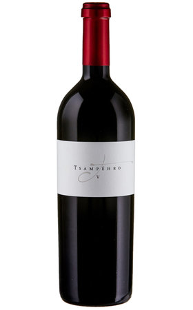 Red Wines - Valais AOC Assemblage Rouge Edition V Tsampéhro