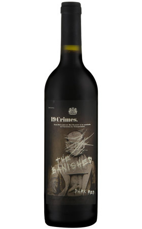 Red Wines - 19 Crimes The Banished Dark Red South Eastern Australia