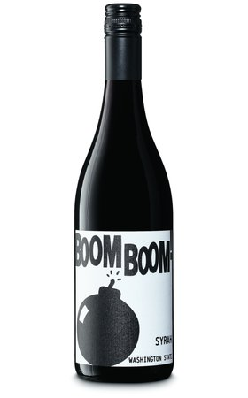 Vins rouges - Boom Boom Syrah Charles Smith Wines