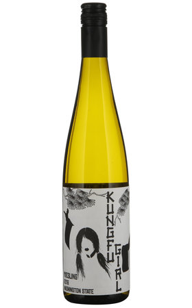 White Wine - Columbia Valley Riesling Kung Fu Girl Charles Smith