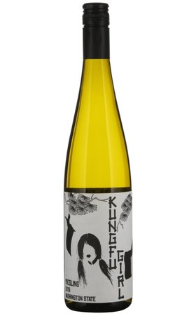 Weissweine - Columbia Valley Riesling Kung Fu Girl Charles Smith