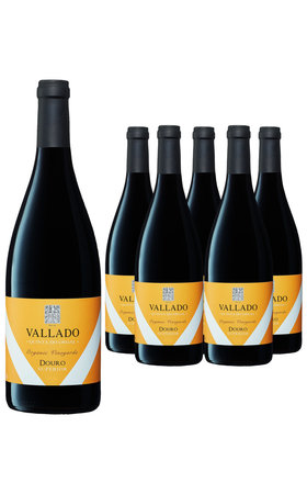 Red Wines - Douro DO Quinta do Orgal Quinta do Vallado 6x  75cl