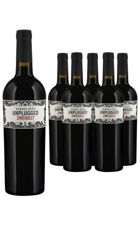 Red Wine - Zweigelt Unplugged Burgenland Hannes Reeh 6x  75cl