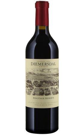Vini Rosso - Durbanville WO Pinotage Diemersdal