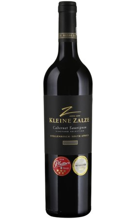 Red Wines - Wester Cape WO Cabernet Sauvignon Vineyard Selection Kleine Zalze