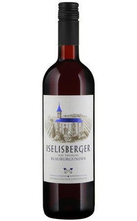 Red Wine - Thurgau AOC Iselisberger Blauburgunder