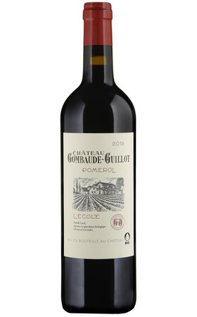 Red Wines - Naturaplan Organic  Château Gombaude-Guillot Pomerol AOC