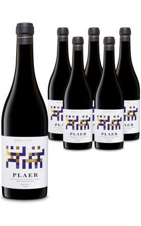 Red Wines - Priorat DOQ Plaer Ritme Cellar 6x  75cl